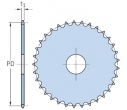 ISO 20B-1 - 31,75 мм